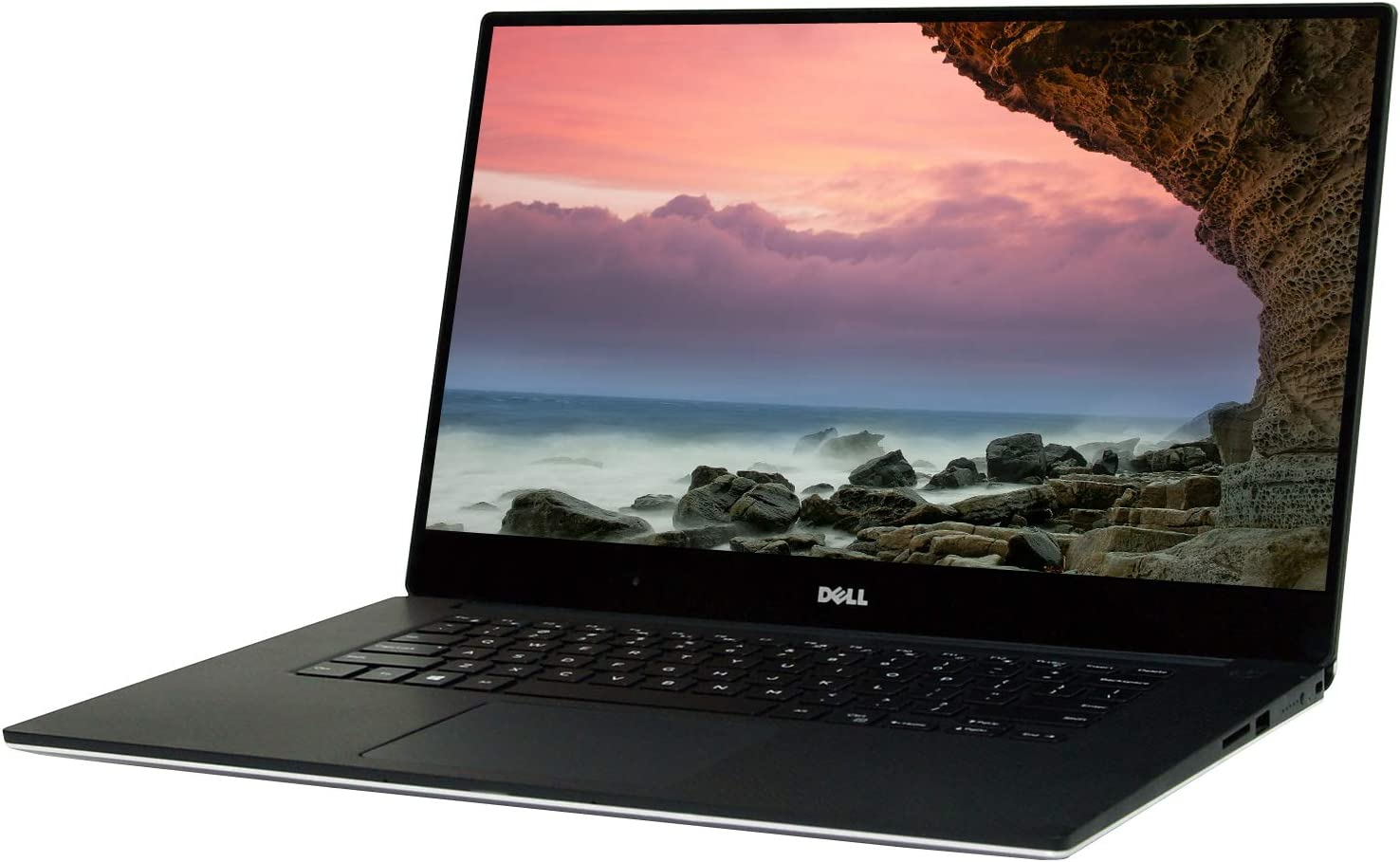 Dell Precision 5510 15.6in UHD Laptop, Core i7-6820HQ 2.7GHz, 16GB RAM, 480GB Solid State Drive, Windows 10 Pro 64bit, CAM, Touch (Renewed)