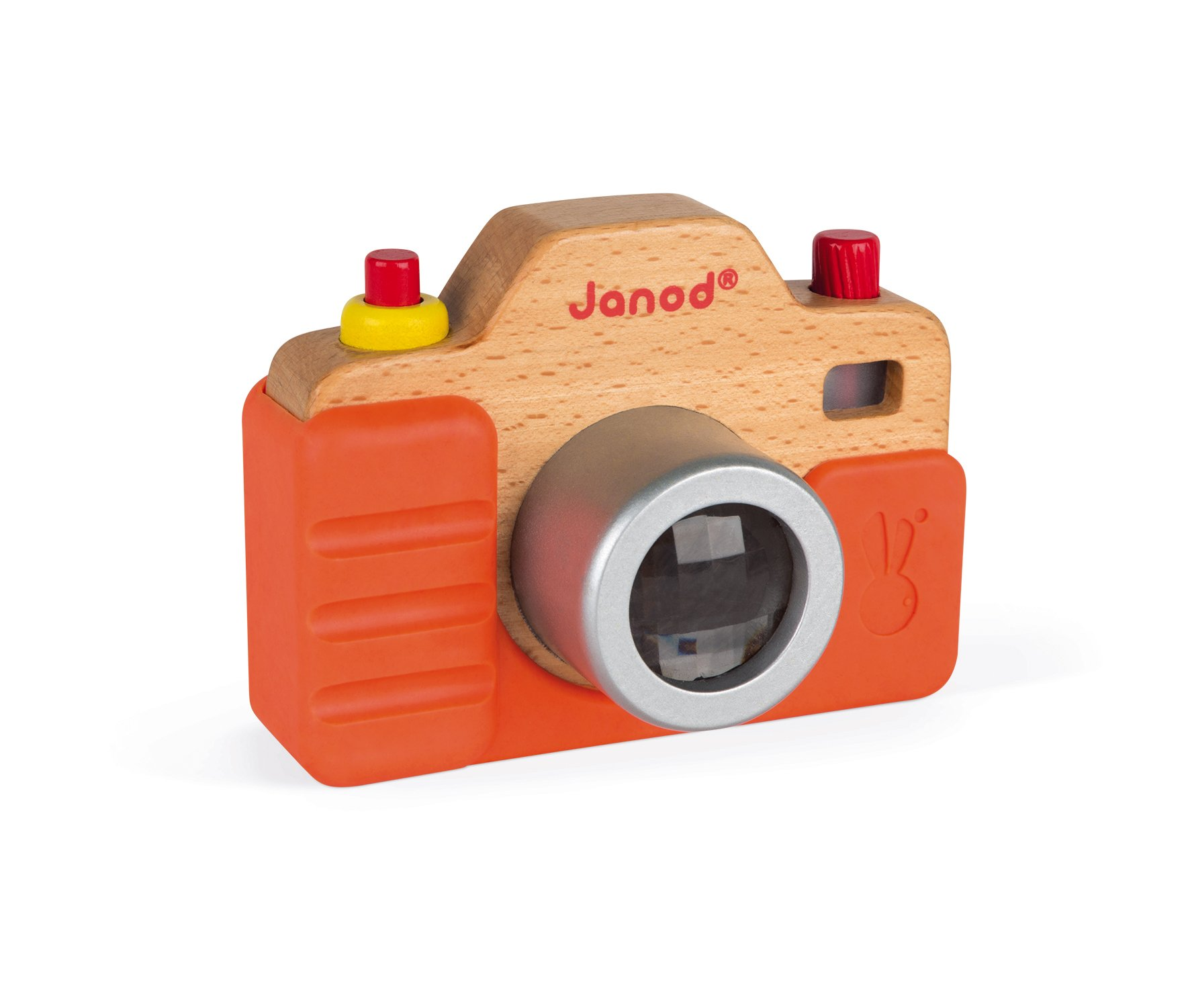Janod Wooden Interactive Sound Camera Toy by Janod (Image #6)