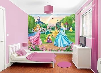 Walltastic Paper Walltastic Disney Princess Mural, Pack Of 1