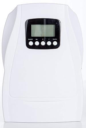 Ozonizador para Aire y Agua (generador de ozono Dual: purificador de Aire y producción de Agua ozonizada): Amazon.es: Hogar