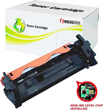 - with Chip SROS Compatible MICR Toner Cartridge Replacement for HP CF217A 17A Black, 1-Pack Laserjet Pro M102a M102w MFP M130a M130fn M130fw M130nw