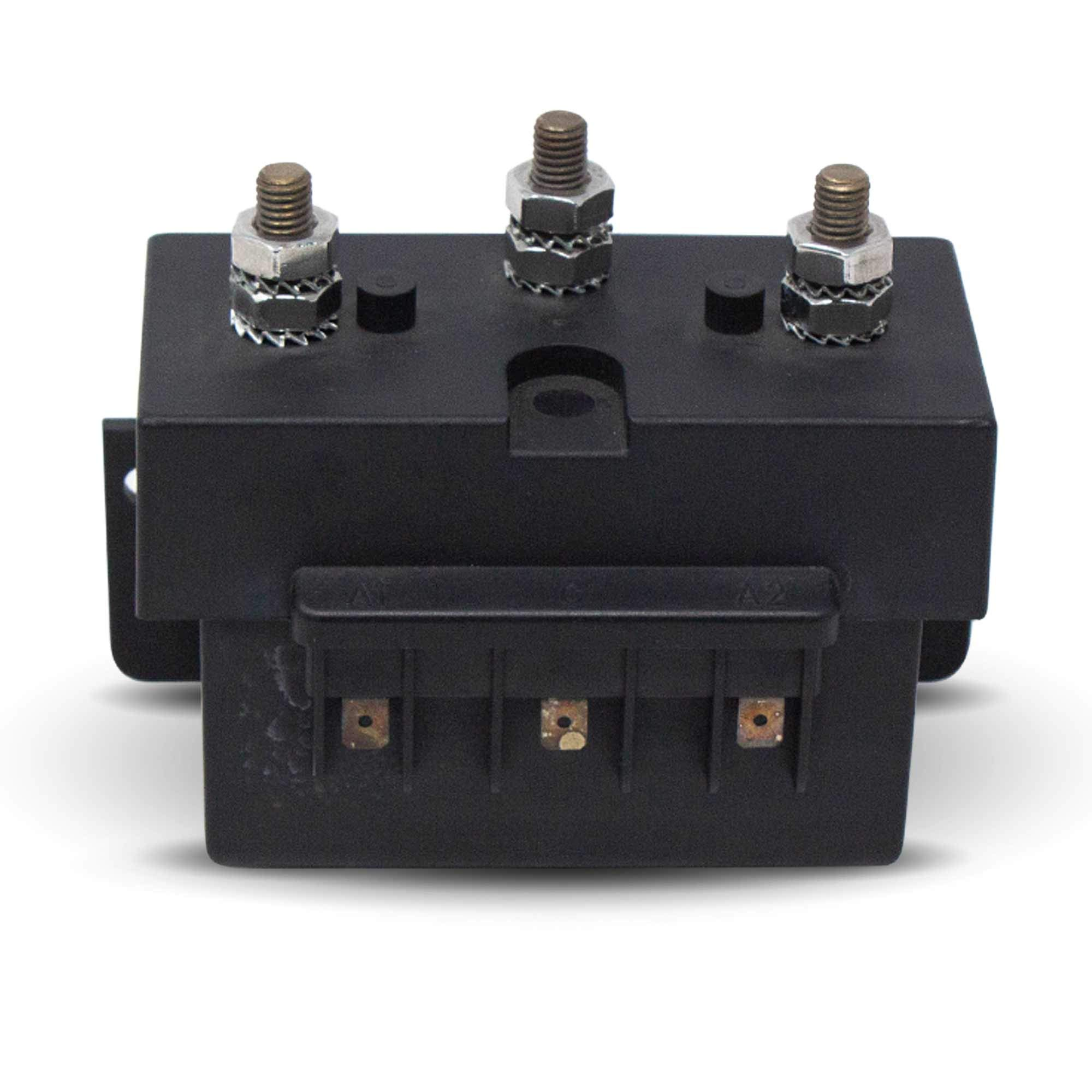Five Oceans Reversing Solenoid Dual Direction Control Box for 3-Wire Motors Windlass, 12V FO-3293-1 by Five Oceans
