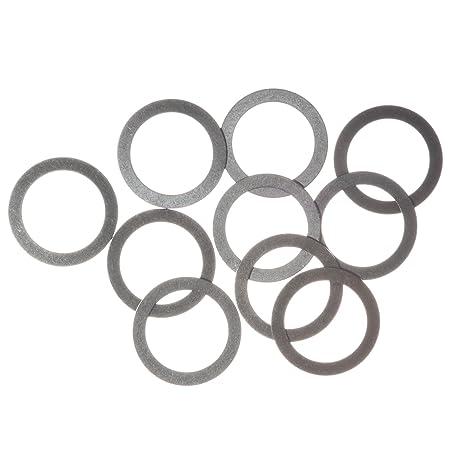 Steel Shim Washers 22mm X 16mm X 0 5mm For Door Handle Spring