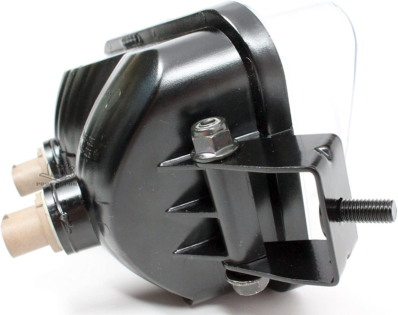 0409-045 Arctic Cat 400 4x4  Auto//Manual 2002 2003 2004 2005 Headlight Bulb