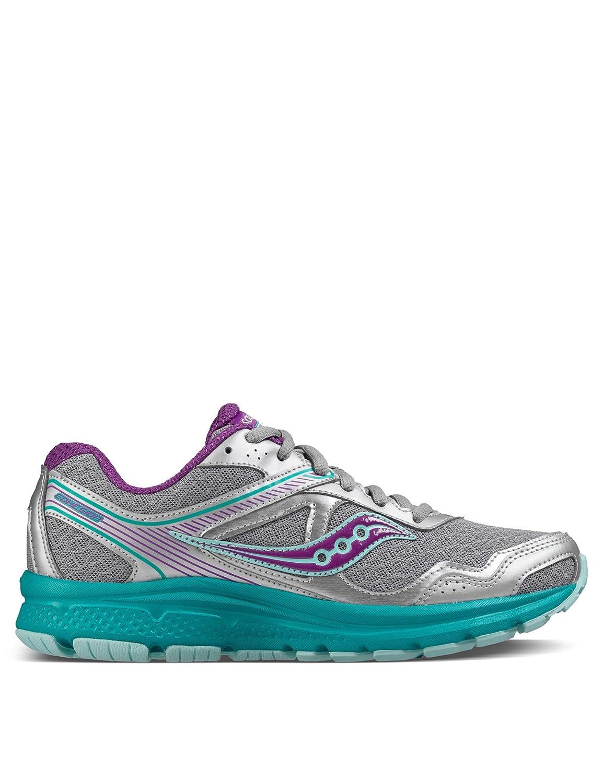 Saucony Cohesion 10, Zapatillas de Running para Mujer 40.5 EU|Silver