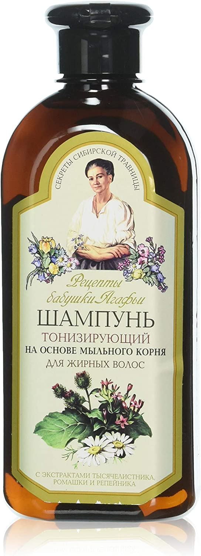 Reshenie - Grandma agafia recetas tonificación champú para huellas de pelo 350ml