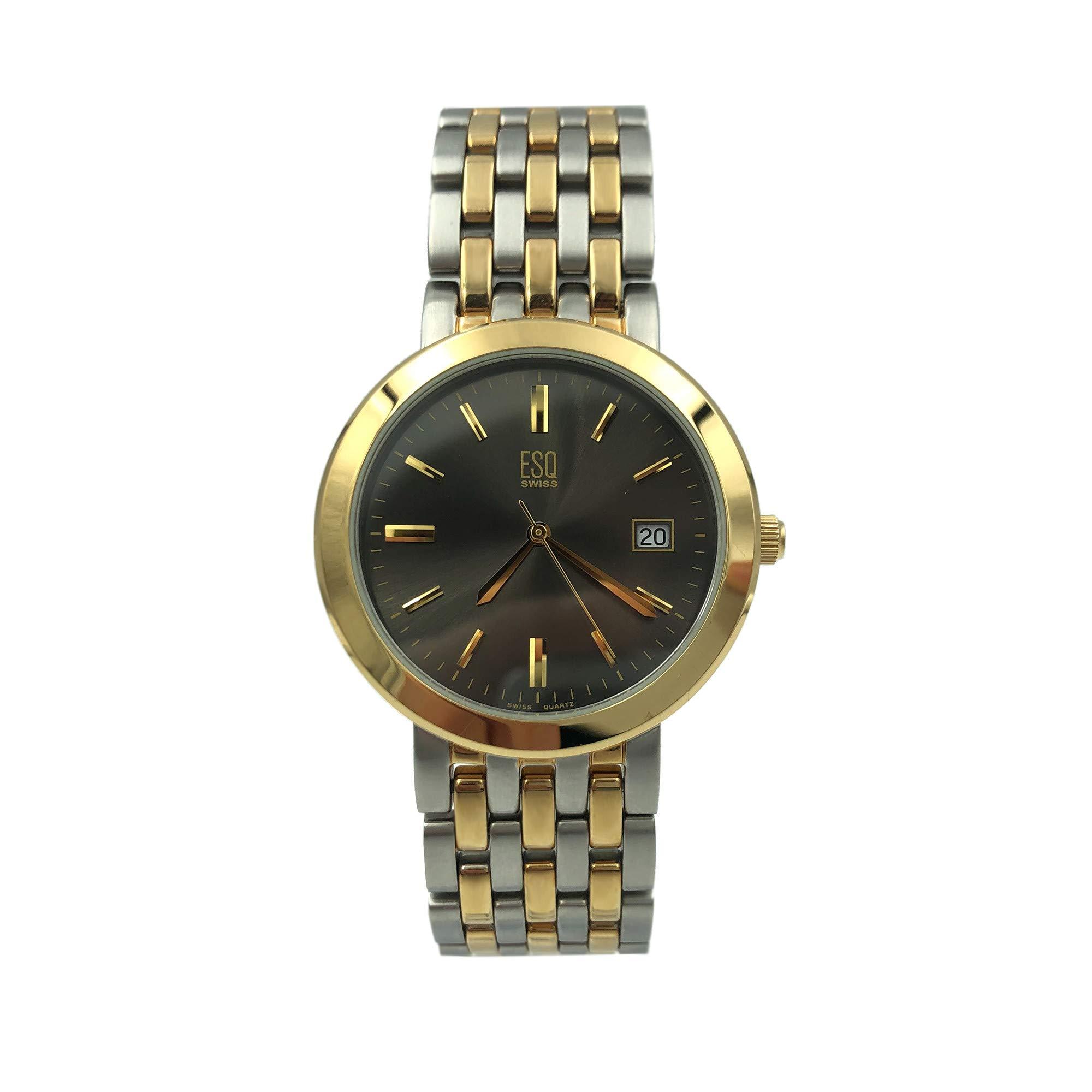 ESQ Classic Quartz Male Watch E5199 (Certified Pre-Owned) by ESQ