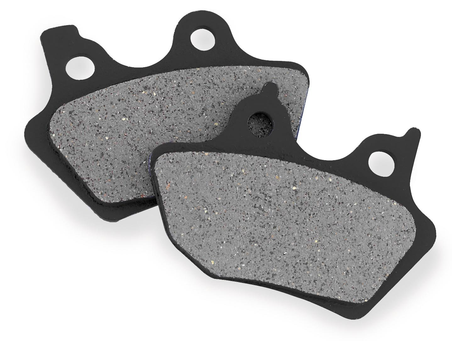 Lyndall Brakes Z-Plus Brake Pads Front or Rear 7195-Z+ Fits most 2000-2007 Harleys by Lyndall Racing Brakes