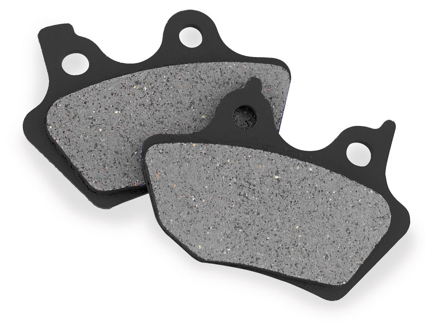 Lyndall Brakes Z-Plus Brake Pads Front or Rear 7195-Z+