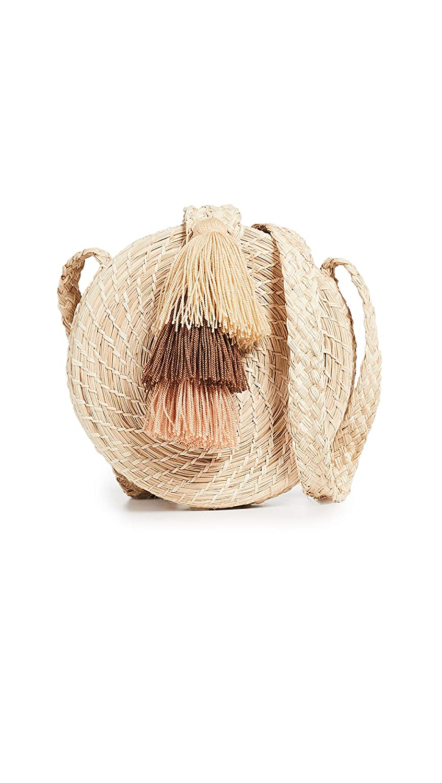KAANAS Womens Tulum Crossbody Bag