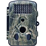 Maginon Outdoor Waterproof Game Trail Camera 12 MP 1080P Full HD Videos | Clear, Detailed