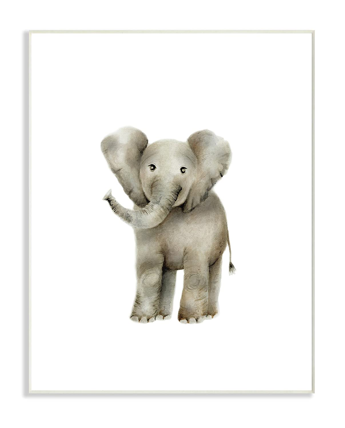 10 x 0.5 x 15 Stupell Home D/écor Climb Trees Dream Big Navy with White Wall Plaque Art Proudly Made in USA