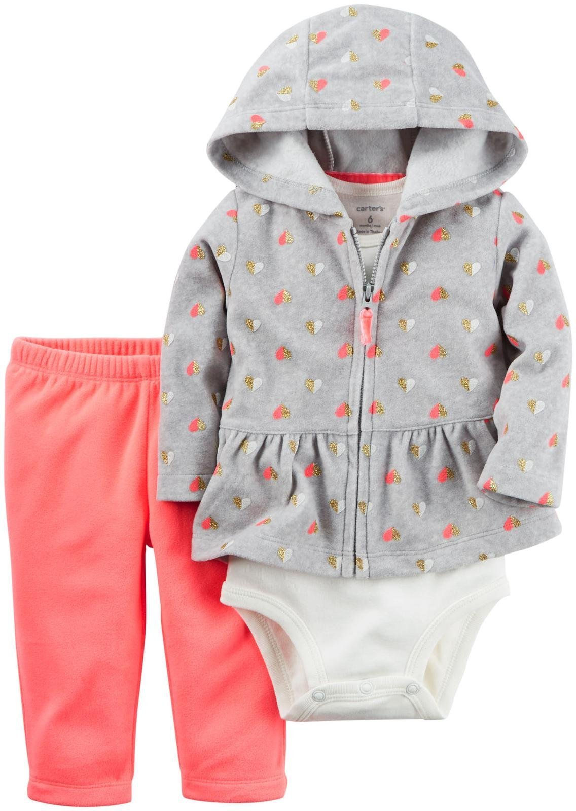 d79058b5048 Galleon - Carter s Baby Girls  Cardigan Sets 121g769