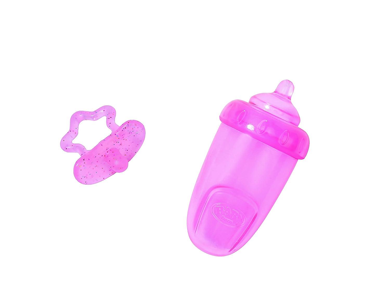 Zapf Creation 824832 My Little Baby Born Flasche & Schnuller Zapf Creation AG