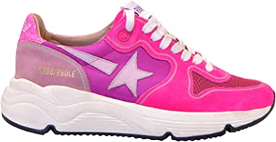 Golden Goose - Zapatillas de Running, Color Fucsia Multicolor Size: 39 EU: Amazon.es: Zapatos y complementos