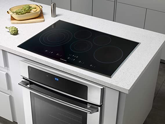 Amazon.com: Electrolux ei36ec45ks Drop-in, Vitrocerámicas ...