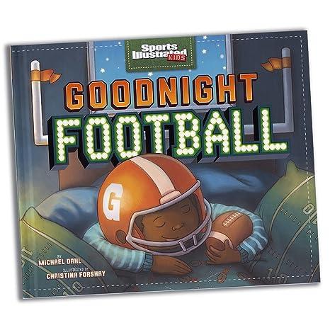 goodnight football educational books toys 2017 christmas toys - Football Games On Christmas