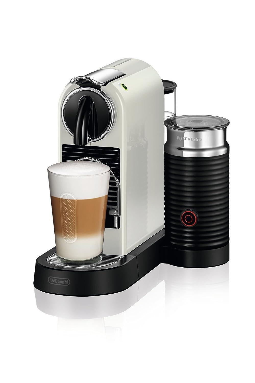 DeLonghi Nespresso Citiz EN267.WAE Cafetera con cápsulas ...