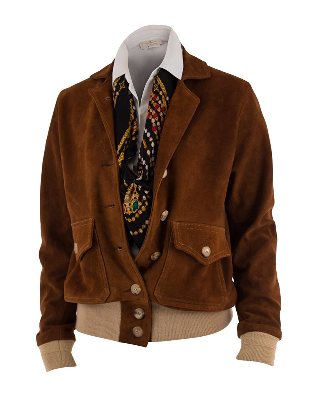 Vintage Coats & Jackets | Retro Coats and Jackets Phoenix Project Womens Amelia Earhart Limited Edition Jacket $1,595.00 AT vintagedancer.com