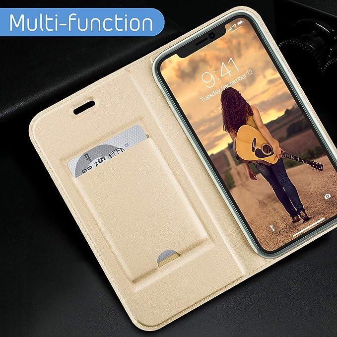 RuiPower per Cover iPhone 11 PRO Max Pelle Custodia iPhone 11 PRO