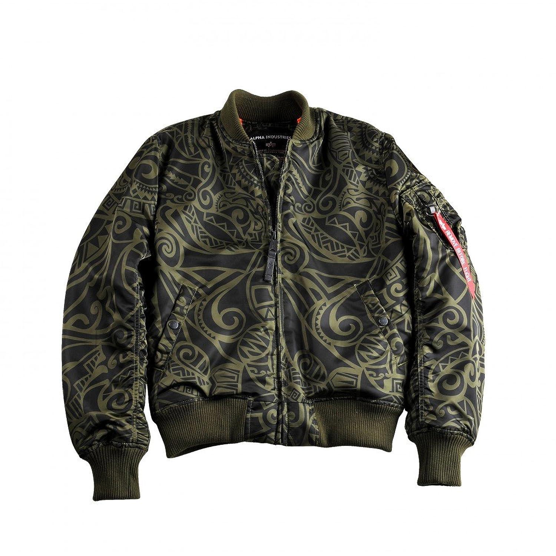 Alpha Industries Men Jackets / Winter Jacket MA-1 Tonga