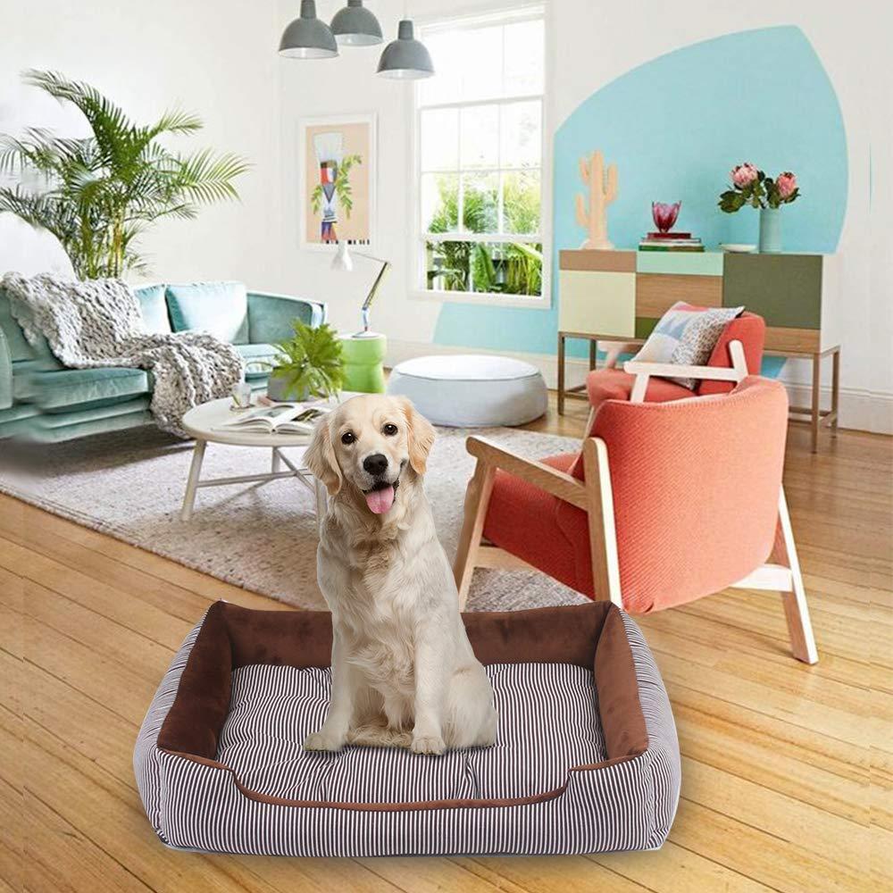 Cama para perros o gatos canil desmontable y lavable Lifemaison cucha cama para mascotas 1/unidad