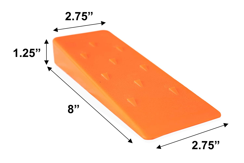 Set da 1 x 13,5 cm e 1 x 20,5 cm GarMills Cunei per Tagliare Tronchi di Motosega