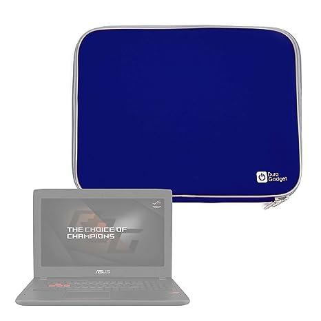DURAGADGET Funda De Neopreno Azul para Portátil ASUS ROG Strix GL502 (2017): Amazon.es: Electrónica