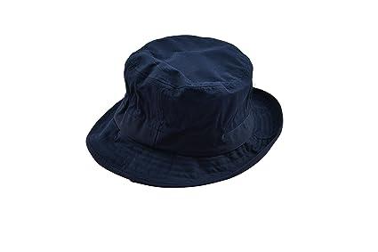NEW BLACK//NAVY WATERPROOF//BREATHABLE BUCKET HAT FISHING SUN BUSH HUNTING OUTDOOR