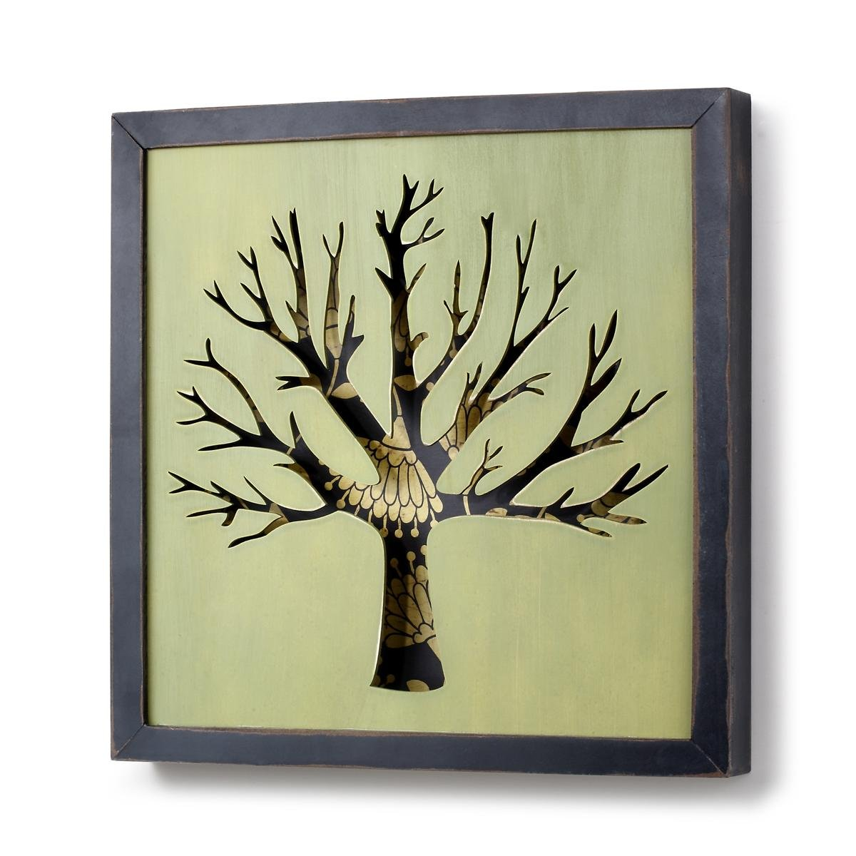 Amazon.com - Demdaco Tree Framed Shadow Box -