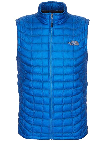 The North Face Thermoball Gilet sans Manches pour Homme Bleu