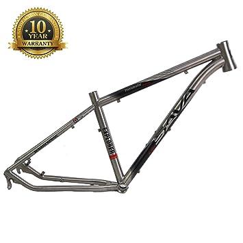 SAVA Cuadro de Bicicleta Titanio MTB 26*17\