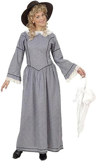 WIDMANN 58272 ? Disfraz de mujer de epoca Victoriano, en talla M ...