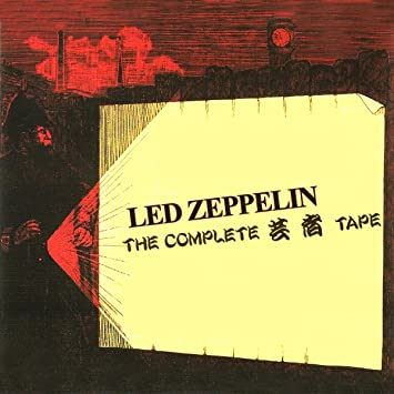 Led Zeppelin - The Complete Geisha Tapes 1971 - Amazon com Music