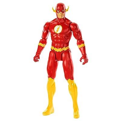"""DC Comics Justice League The Flash 12"""" Action Figure: Toys & Games"""