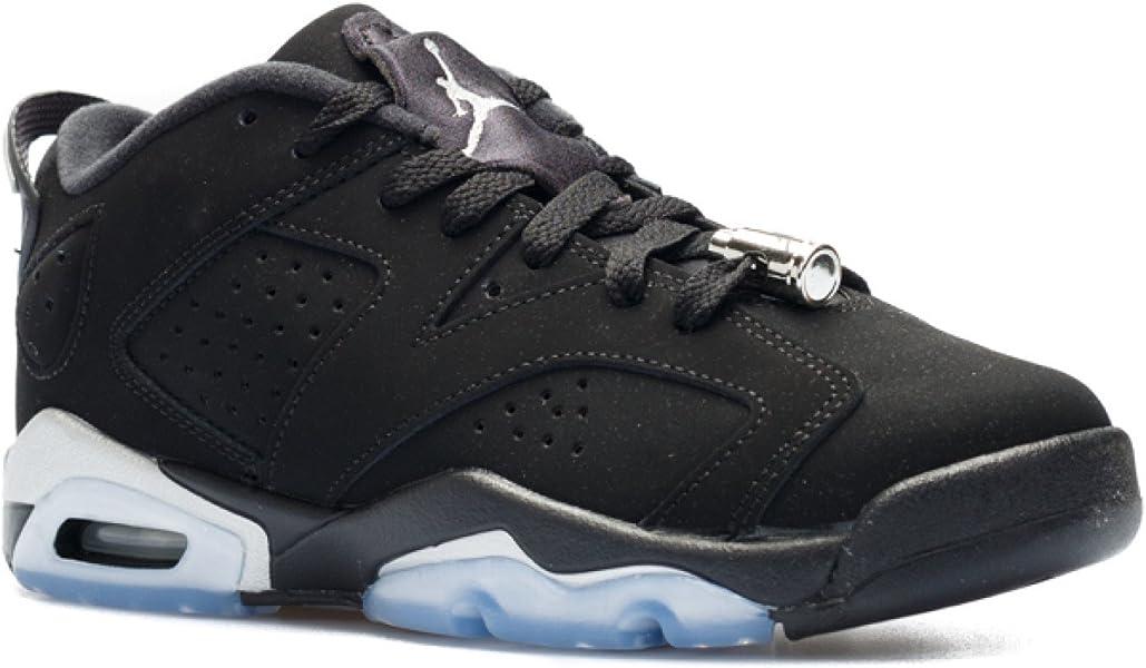 new arrival 0cf7e 7e87d Amazon.com   AIR Jordan 6 Retro Low BG (GS)  Chrome  - 768881-003 - Size 7    Basketball