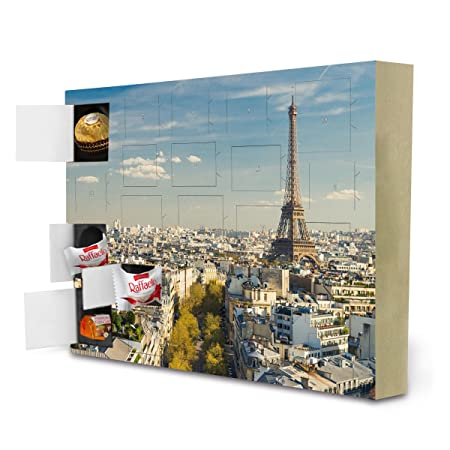 Living At Home Adventskalender advent calendar penthouse view cities cities by david