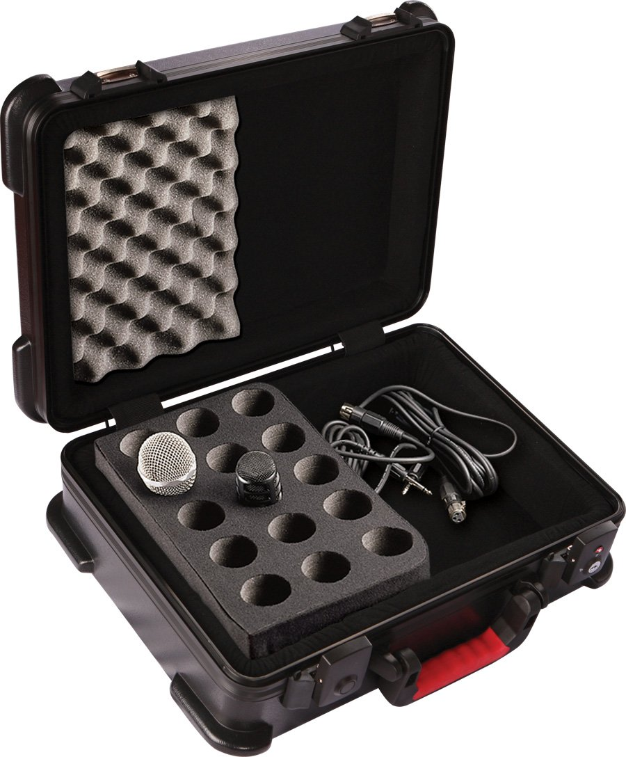 Gator GM-30-TSA Microphone Case