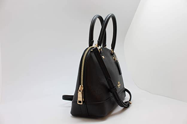 0e5440e35 Coach - Bolso bandolera para mujer con hombro inclinado, Negro, Mini:  Amazon.com.mx: Ropa, Zapatos y Accesorios