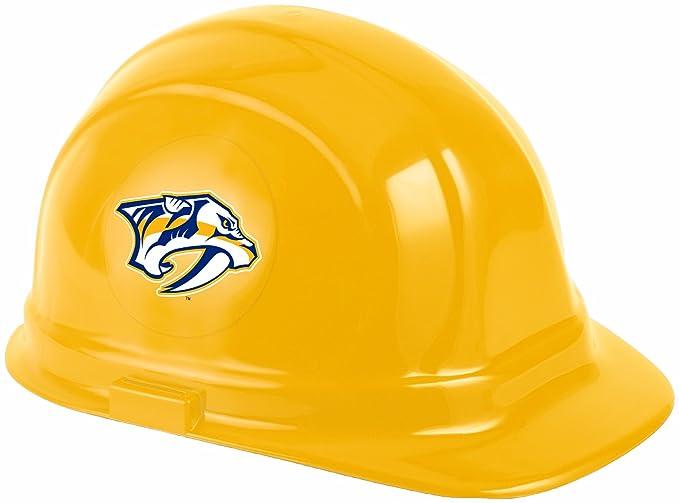 Amazon.com   NHL Nashville Predators Hard Hat   Sports Related Hard Hats    Clothing 8daaf651728