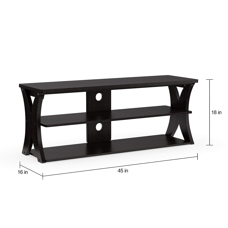 Amazon.com: Porch & Den Brown MDF Frame with Faux Wood Grain ...