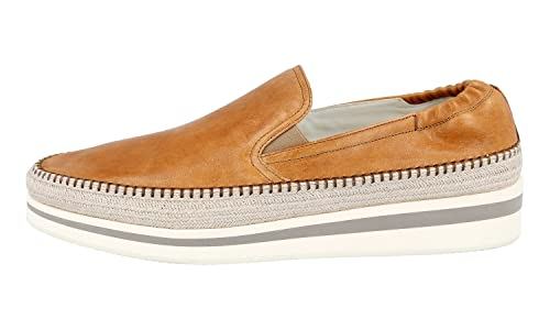 Men's 4D2952 EFX F0F24 Leather Loafers