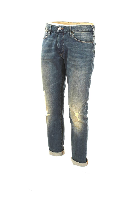 Armani Pantalones vaqueros de los hombres Jeans Denim 30 ...