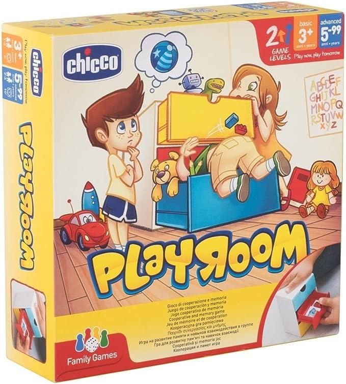 Chicco 9167000000 Juego De Mesa: Amazon.es: Juguetes y juegos
