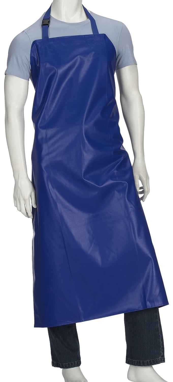 Eurofarm Grembiule per la mungitura e per il lavaggio, extra largo, 125x125 cm, colore: Blu 15153