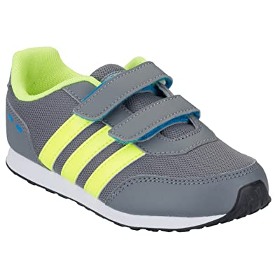 sports shoes 125f8 5edf2 Baskets bébé Adidas Neo VS Switch pour garçon en gris