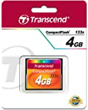 Transcend TS4GCF133x 4GB Compact Flash