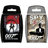 Top Trumps Combo Best of Bond & 007 Essential Spy Toys