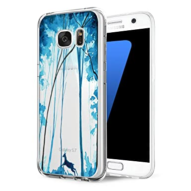 Funda Samsung Galaxy S6 Edge Plus,Suave Carcasa Galaxy S6 ...