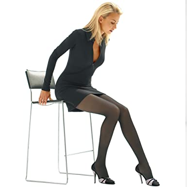 299d0a3053a Amazon.com  Ibici Segreta Young 70 Energizing 11-14 mmHg Support Pantyhose   Clothing
